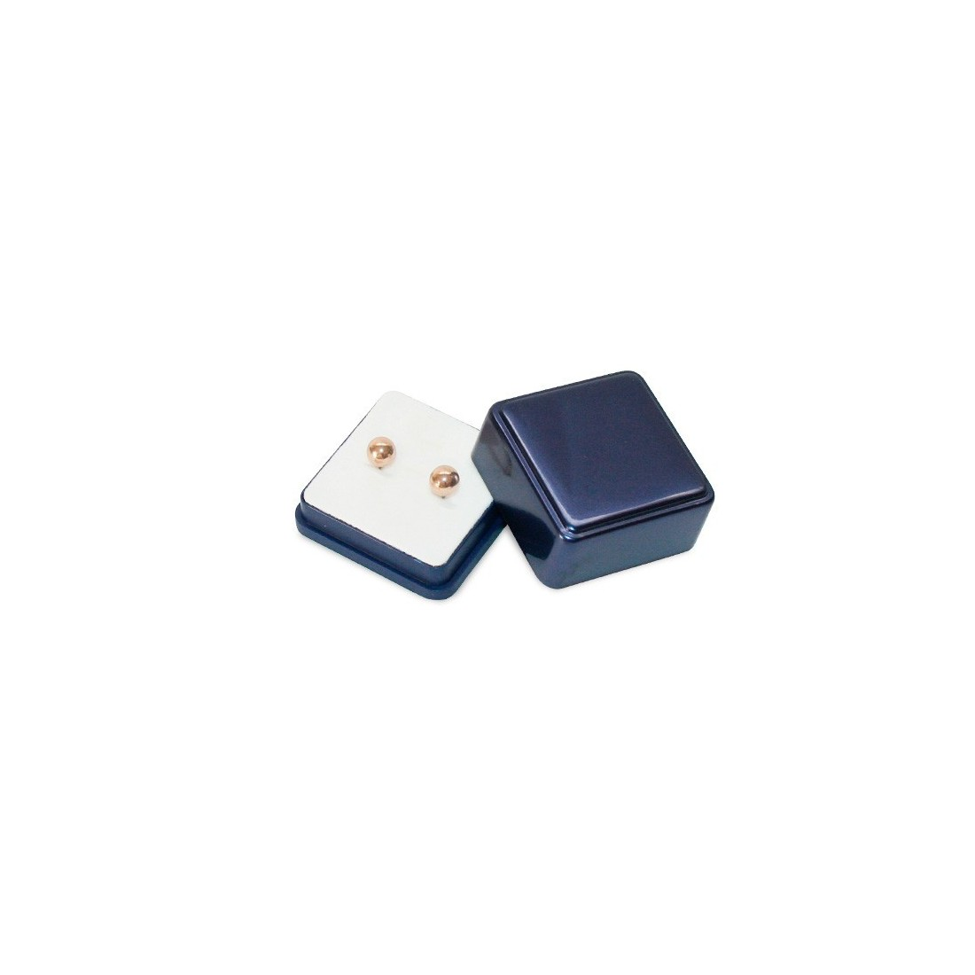Plastic Jewellery Box, Earrings