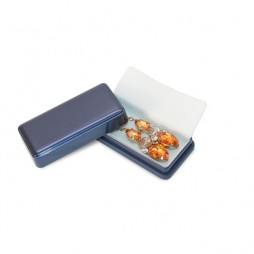 Plastic Jewellery Box, with Flaps
