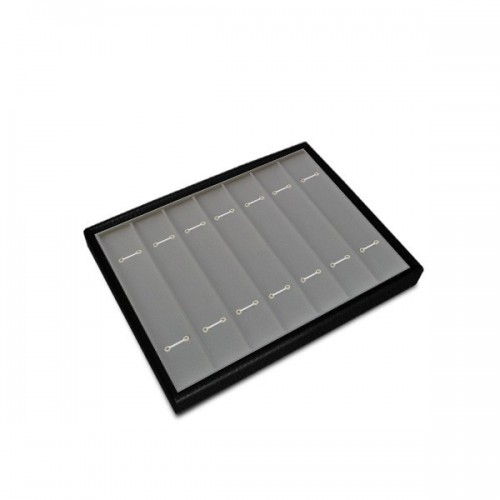 7 Watches Tray with rubber bands - Pluma