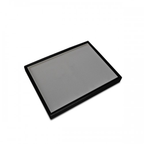 Batea 1 Cartón Tejido 235x320 - Pluma