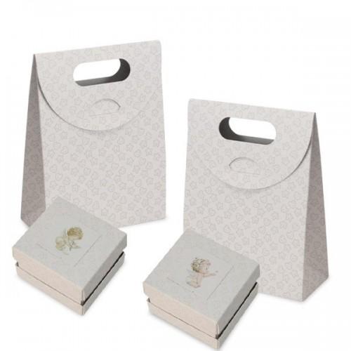 Kit Infantil Caja y Bolsa