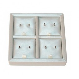 Four Inside Pads - 1 Creole Earrings