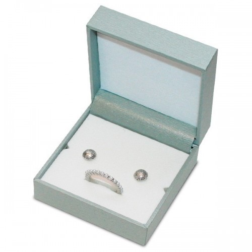 Manila Jewellery Box Ring Cushion