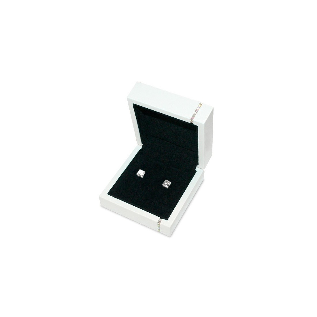 Diamonds Jewellery Box, Earrings