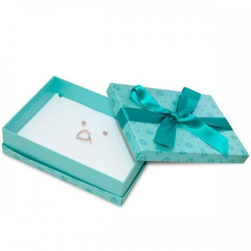 Necklace cardboard Jewellery Box (S)