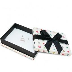 Multicoloured Necklace Box