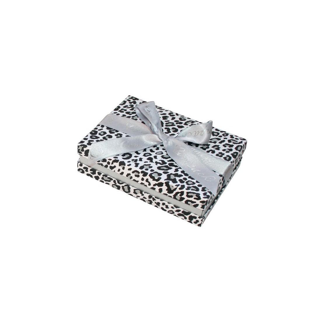Caja Leopard para Collar
