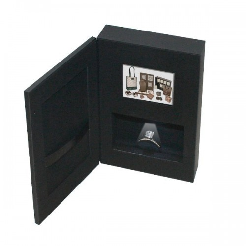 Flash Video and Light Jewellery Box