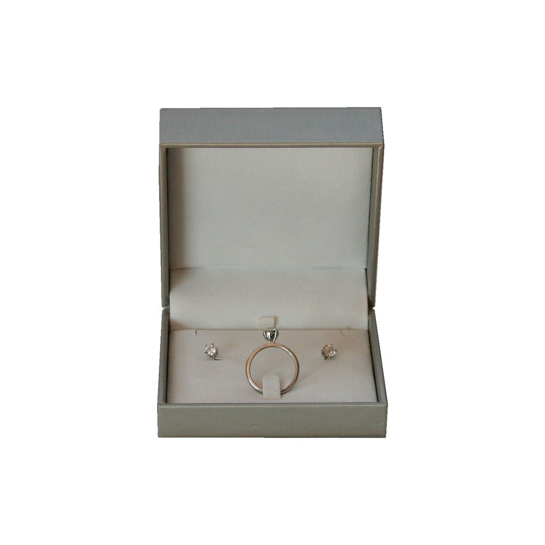 Earrings and Ring Box - Glamm