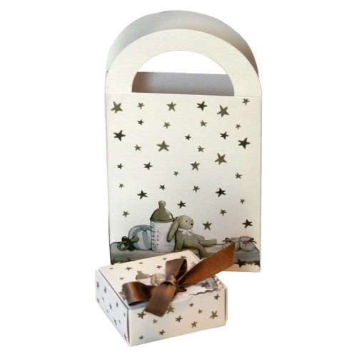 Kit Caja + Bolsa (Sweet bunny)