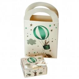 Kit Box + Bag (Bunny Blue Balloon)