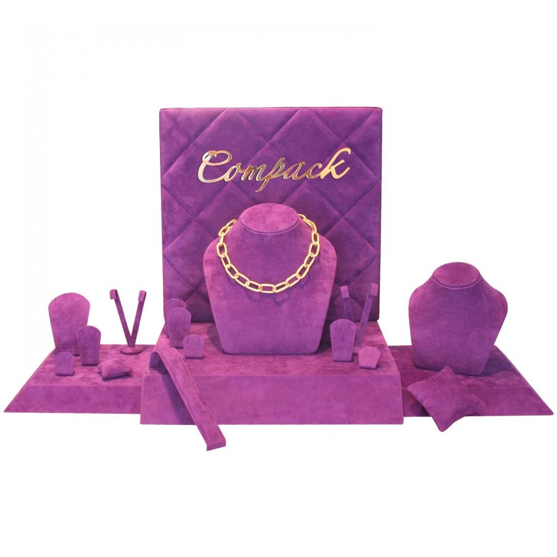 Alejandría Capitoné Display (Lilac)