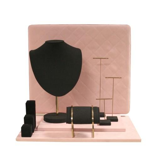 Vintage jewellery display set
