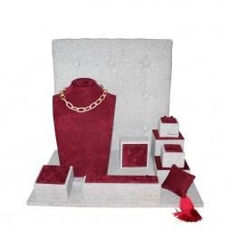 Jewelry display set - Royal Wooly