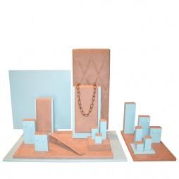 Jewelry display set - Shine Blue