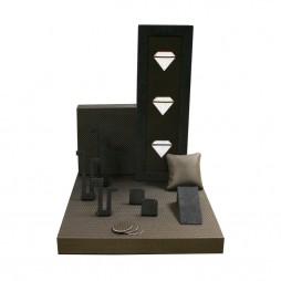 Jewelry display set mini shine