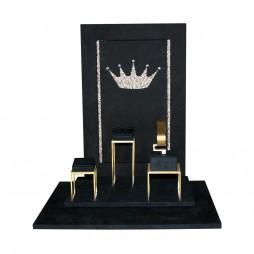 Shine jewelry display set - Interchangeable back