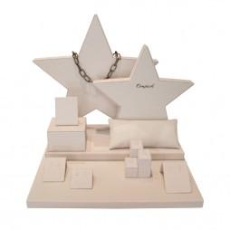 Jewelry display set - Stars