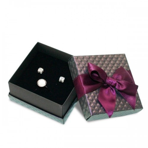 Craved Florencia Jewellery Box, Earrings and Necklace
