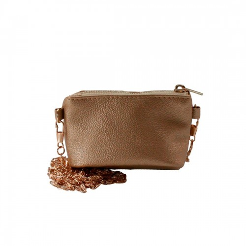 Jewelery bag, Cloe Chic with chain.