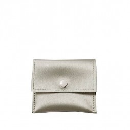 Jewelry packaging. Small Glamm bags in Champagne color