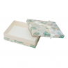 Caja de cartón para collar, estilo vintage