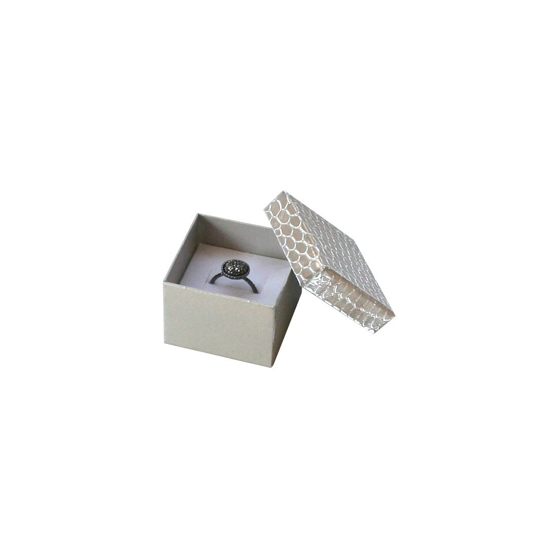 Cardboard Ring box Shine, Compack
