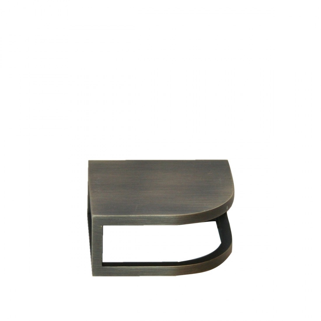 Peana de exposición para anillo cuadradas y minimalistas. Serie Qatar.