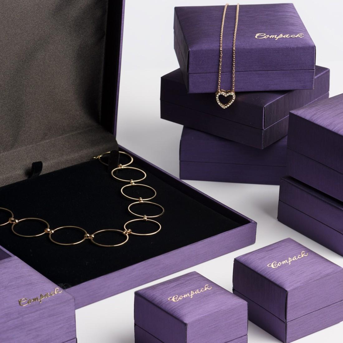 Versalles - Chain Jewellery Box (S)