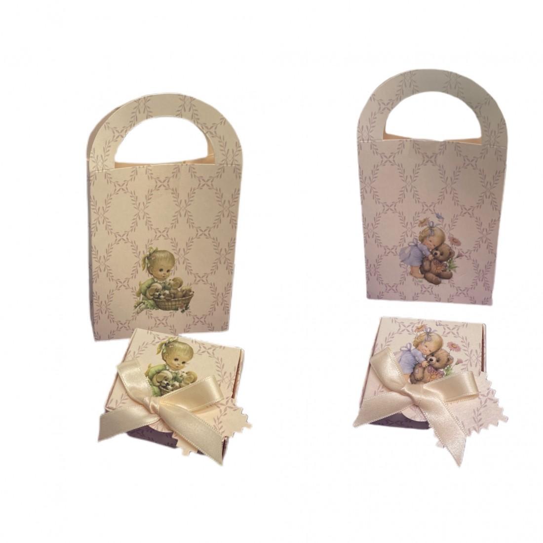 Kit Box + Bag Nice Girls