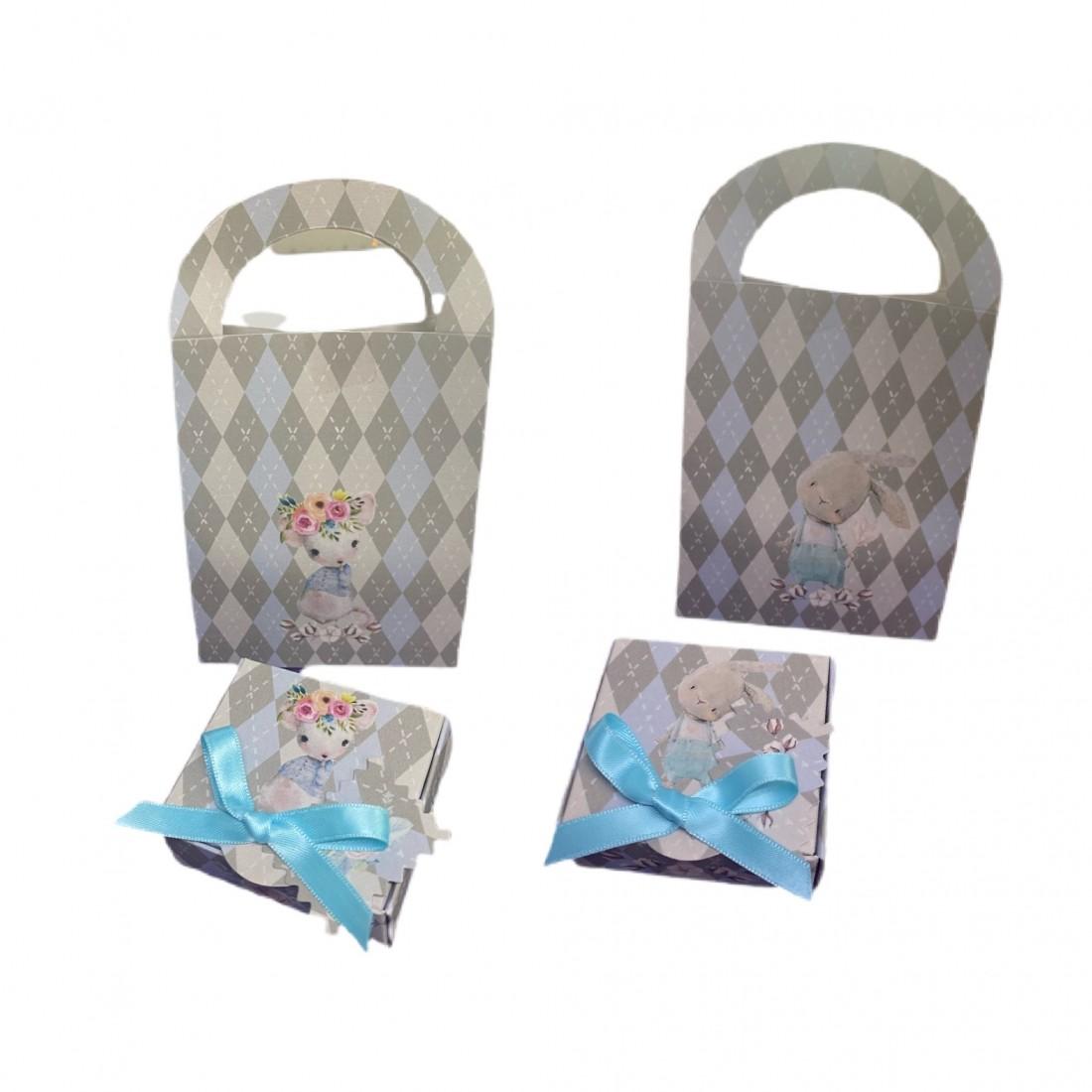 Kit Box + Bag (Love Bear)