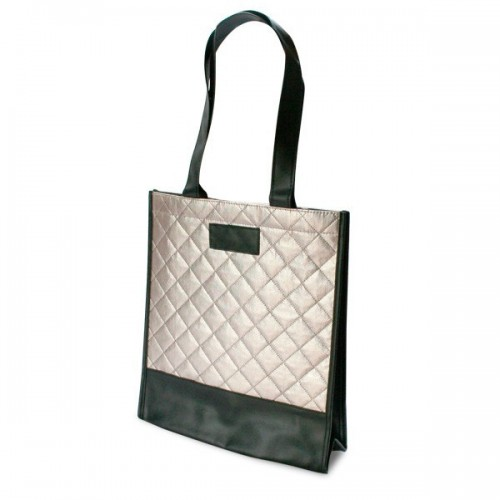 Shopping Bag Metal Chic Collection