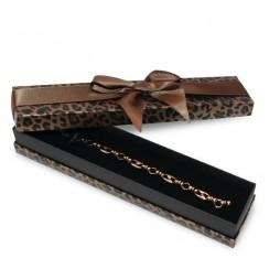 Leopard Printed Florencia Jewellery Box, Bracelet