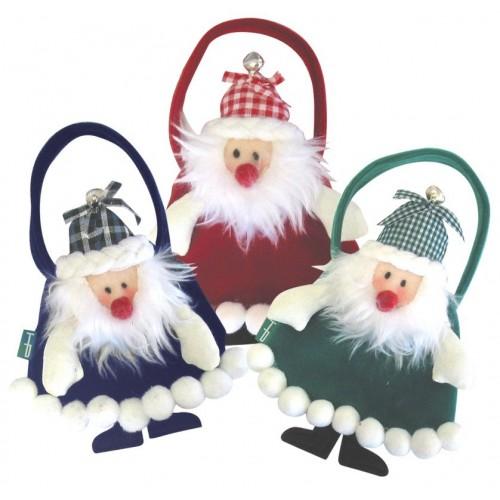 Bolsa Navidad Cascabel
