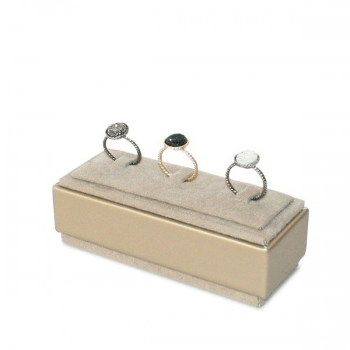Display Stand for 3 Rings