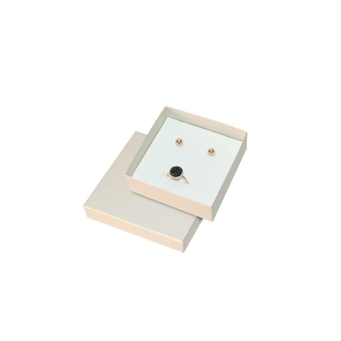 Caja Joyería Cordoba Metallic Juego
