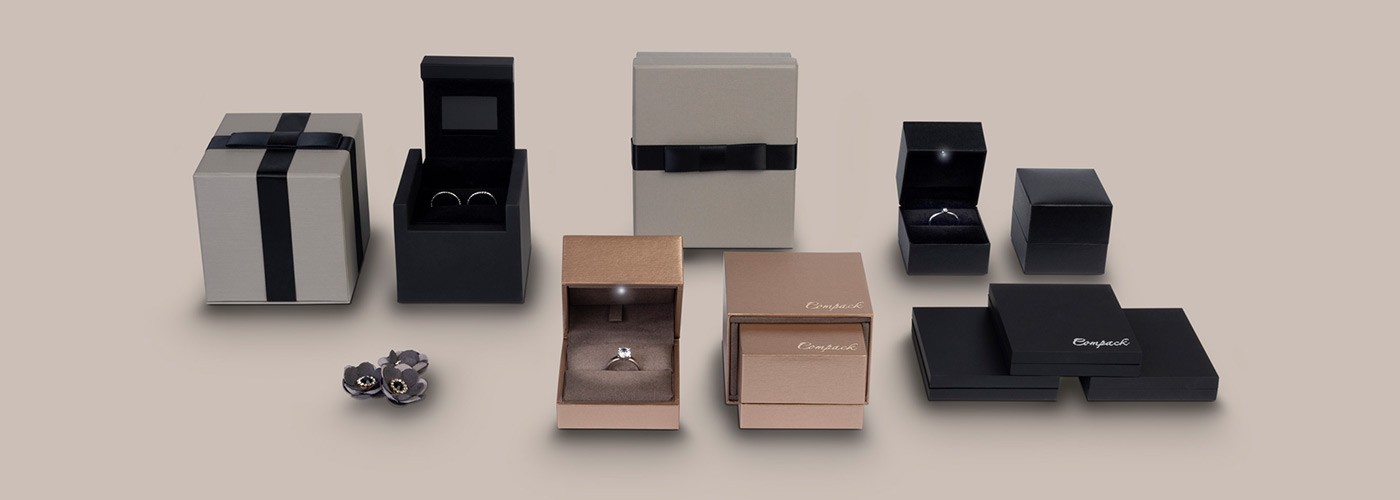 Light and Video Jewellery Boxes