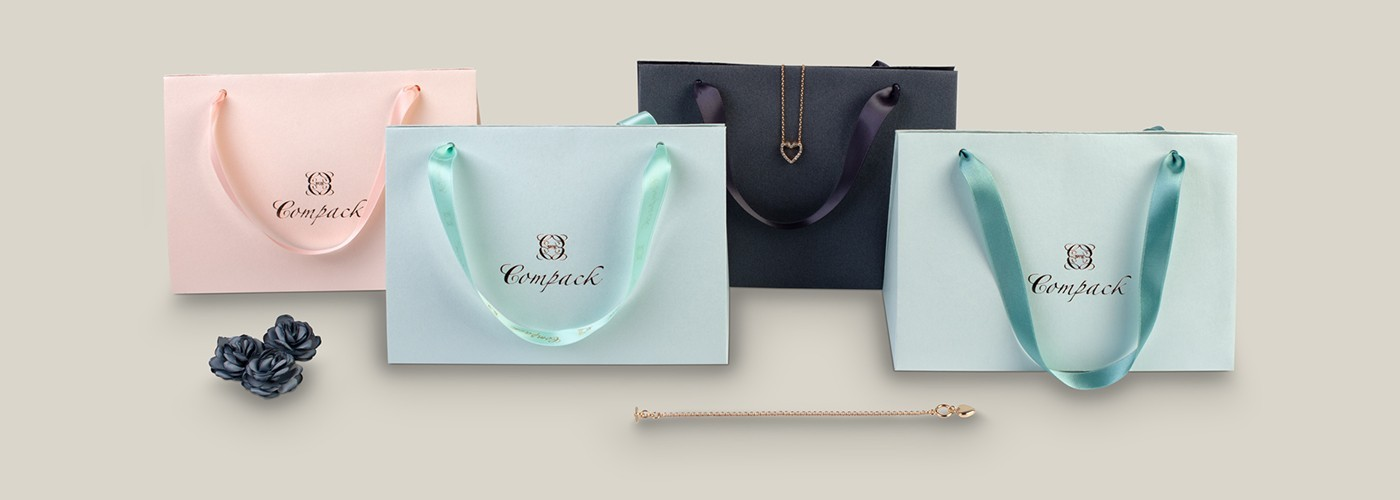 Bolsas y shoppers para joyería