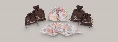 Linen pouches