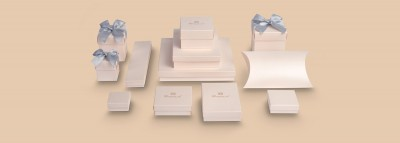 Cajas cartón bisutería o joyería - Cajas Pack