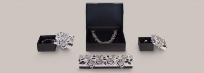 Cajas de cartón para joyas - Gift Rose
