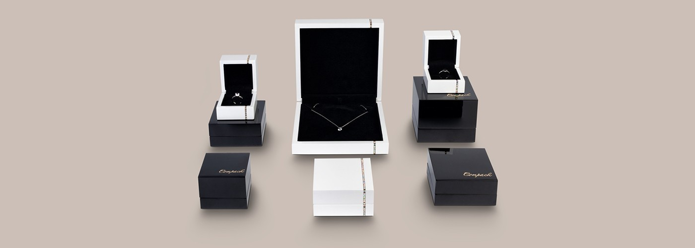 Jewellery Boxes - Compack