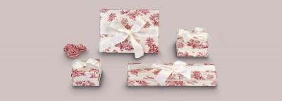 Cajas cartón joyería - Florencia Elegance