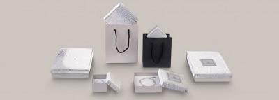 Cajas para joyas en cartón - Shine Metallic