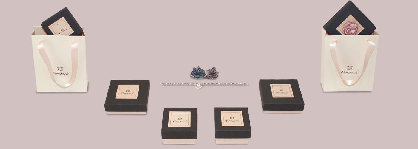 Comprar cajas de cartón para joyas ★ Radiant