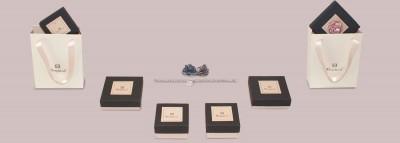 Cajas de cartón para joyas - Radiant