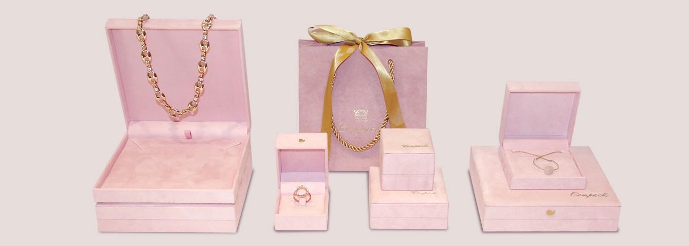 Urban jewellery boxes