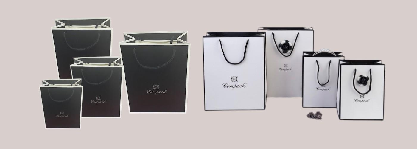 Cordón París Paper Bags