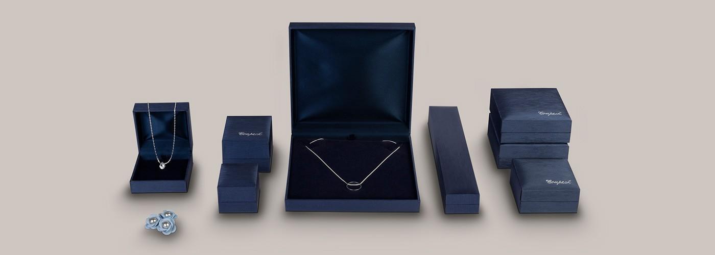 Jewellery boxes - Versalles Series. Compack