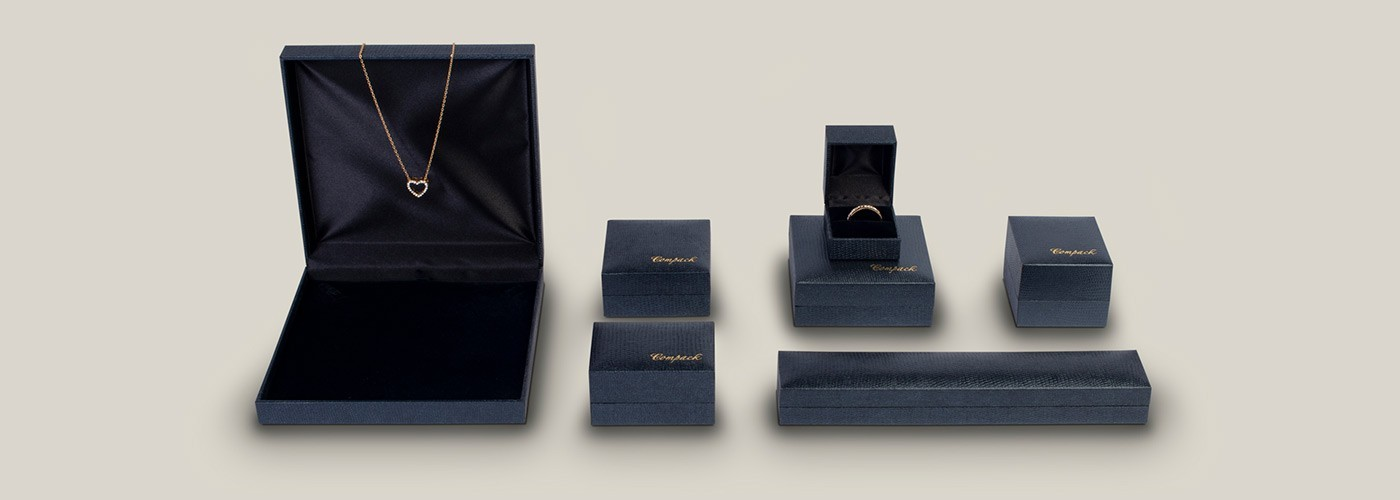 Jewellery boxes - Boston series